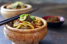 Nos repas Asiatiques