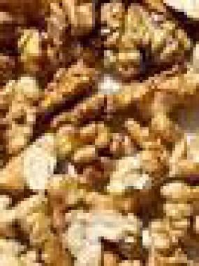 Cerneaux de noix.